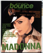 BOUNCE - JAPANESE MAGAZINE (MAY 2003)